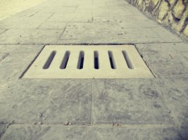 Concrete Drain Cover