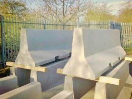 Concrete Road Barriers
